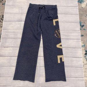 Victoria's Secret Boyfriend Sequin Sweatpants